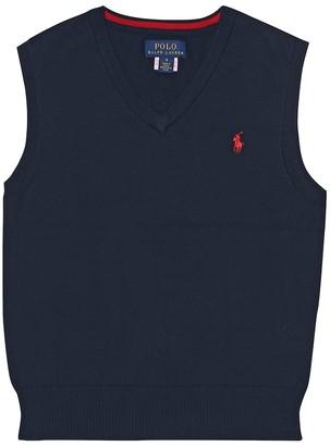 Polo Ralph Lauren Kids Cotton vest