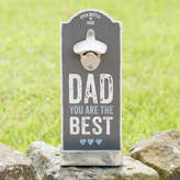 Dibor Best Dad Bottle Opener And Beer Glass Gift Set