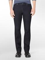 Calvin Klein Slim Straight Leg Indigo Dark Wash Jeans