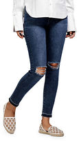 DL1961 Margaux Ankle-Length Distressed Jeans