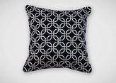 Ethan Allen Outdoor Pillow, Lyle/Indigo