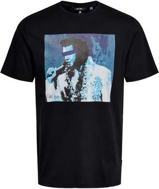 ONLY & SONS Celebrity Icon Printed Cotton Tee