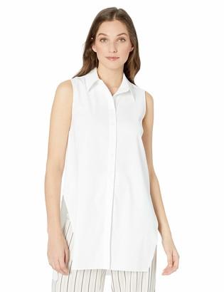 Lysse Women's Tie Front Buttondown