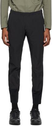 Veilance Black Secant Comp Trousers