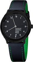 Mondaine Mh1.r2221.lb Helvetica No1 New York Edition Watch