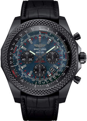 Breitling MB061113|BE60|265S+M20DSA.2 Bentley stainless steel and carbon watch
