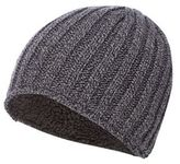 Maine New England Grey Thermal Heat Insulating Beanie