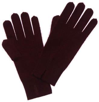 White + Warren Notch Cashmere Gloves
