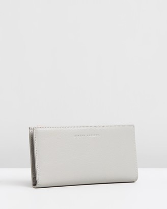 Status Anxiety In The Beginning Bifold Wallet