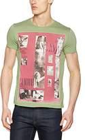 Gas Jeans Men's Scuba Waves T-Shirt