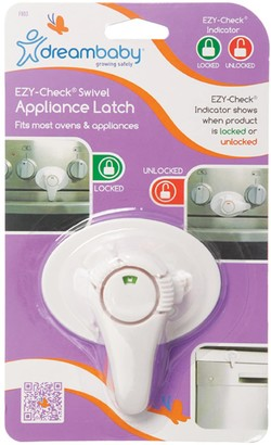 Dream Baby Dreambaby EZY-Check Swivel Oven Lock