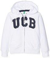 Benetton Boy's Jacket Wforwardslashhood L/S Hoodie