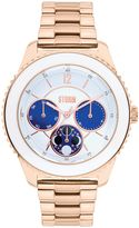 Storm Sicily metal rose gold watch