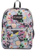 """JanSport Trans by 17"""" SuperMax Backpack - School Daze"""