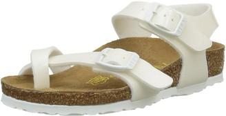 Birkenstock Girls Taormina Sandals White Size: 9