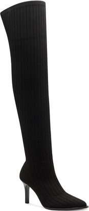 Vince Camuto Over the Knee Pointed Toe Boot