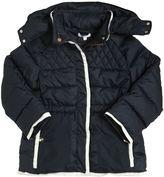 Chloé Hooded Nylon Padded Down Jacket