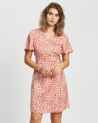 Y.A.S Saylin Wrap Dress