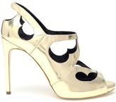 Rupert Sanderson 'Mion' cut-out leather sandals
