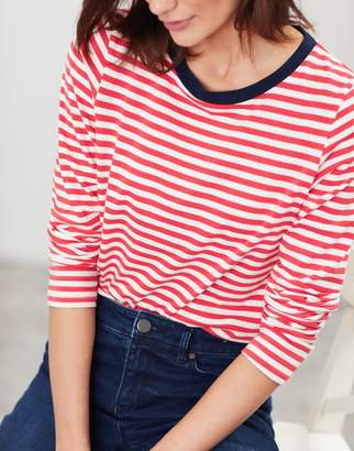 Joules Selma Long Sleeve Jersey Top