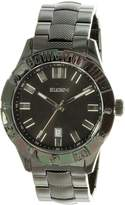 Elgin Men's Round Analog On Watch With Date FG7090