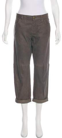 1b5dca0bf9721 Current Elliott Leather Pants - ShopStyle