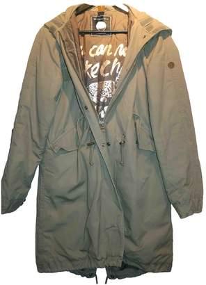 N. Blonde No.8 \N Khaki Cotton Coats
