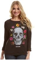 Obey Reincarnation Sweatshirt (Graphite) - Apparel
