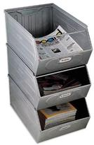 Heavy Metal Stacking Bins