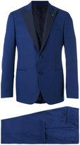 Lardini formal suit - men - Silk/Cupro/Viscose/Wool - 48