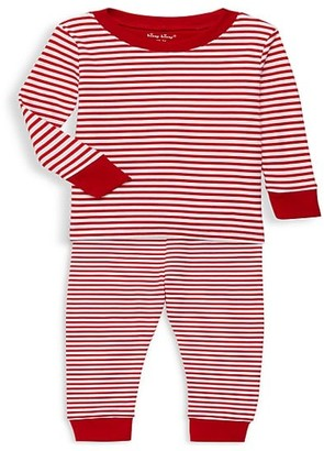 Kissy Kissy Baby's 2-Piece Striped Pajama Set
