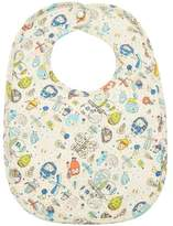 Liberty of London Designs Liberty London Owl Print Bib