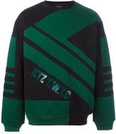 Kokon To Zai geometric print sweatshirt - men - Cotton - M