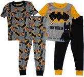 Lego Batman Movie Boys Cotton 2-Pack Pajama Sets (2 style Options)