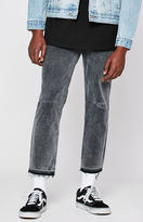 PacSun Slim Cropped Washed Black Jeans