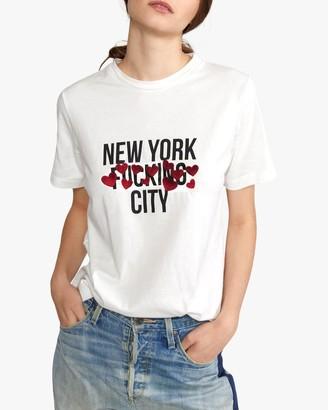 Cynthia Rowley New York Hearts City Tee