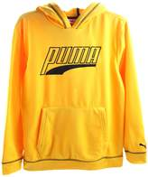 Puma Big Boys Formstripe Popover Hoodie