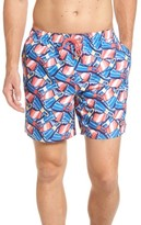 Vineyard Vines Men's Flippers Chappy Swim Trunks