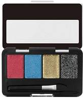Miss Cop Fard a Paupieres Glitter, Dark Eyes 3.84 g by Beauty Driver