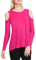 Vince Camuto Women's Cold Shoulder Top