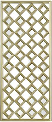 Distinctly Home Cythera Geometric Mirror