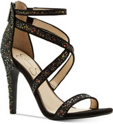Jessica Simpson Ellenie Strappy Crisscross Sandals