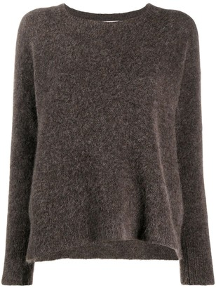 Fabiana Filippi Round Neck Knit Jumper