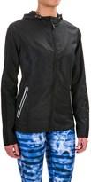 Mondetta Color-Blocked Running Jacket (For Women)