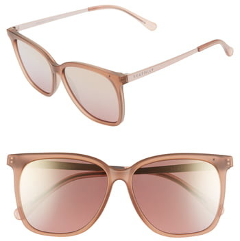 08fbd7bb893a Seafolly Brown Women's Sunglasses - ShopStyle