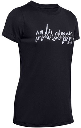 Under Armour Womens Tech Graphic Tee