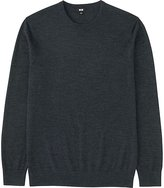 Uniqlo Men Extra Fine Merino Crewneck Sweater