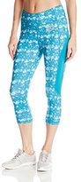 Skechers Active Women's Printed Capri Legging