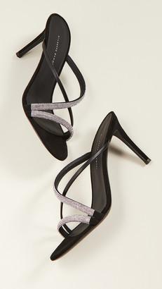 Giuseppe Zanotti 85mm Basic Slide Sandals