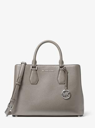 MICHAEL Michael Kors Camille Large Leather Satchel